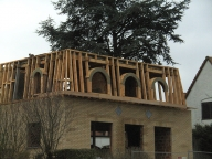 Construction de toiture maison à Grimbergen