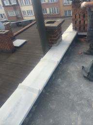 Coupole et roofing à Jette